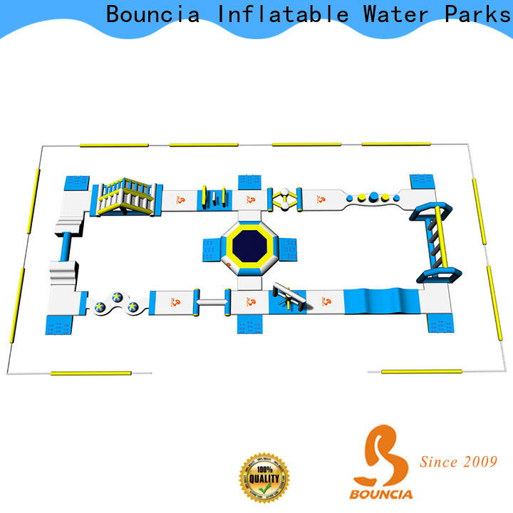 Bouncia water kids pool water slide manufacturers for kids