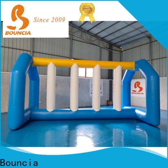 Custom water park design build course for pool