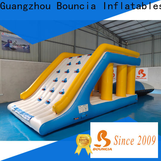 Bouncia durable inflatable water slide park factory for kids