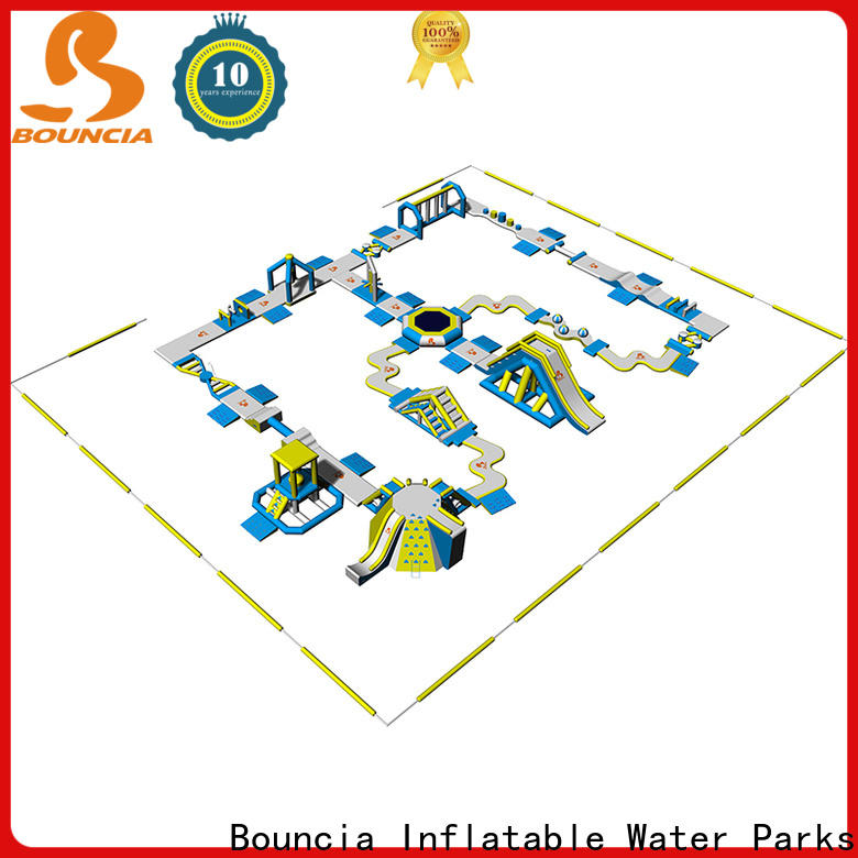 Bouncia equipment inflatable lake floats personalized for adults