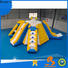 Bouncia certificated inflatable floating water park factory for outdoors