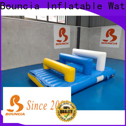 Bouncia guard tower children's inflatable water park for outdoors