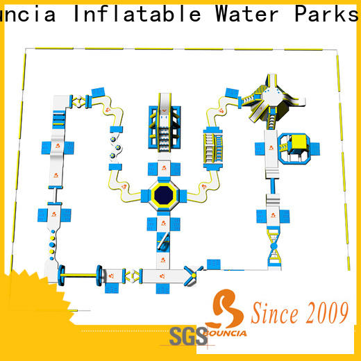 Bouncia Latest at home inflatable water slides personalized for kids