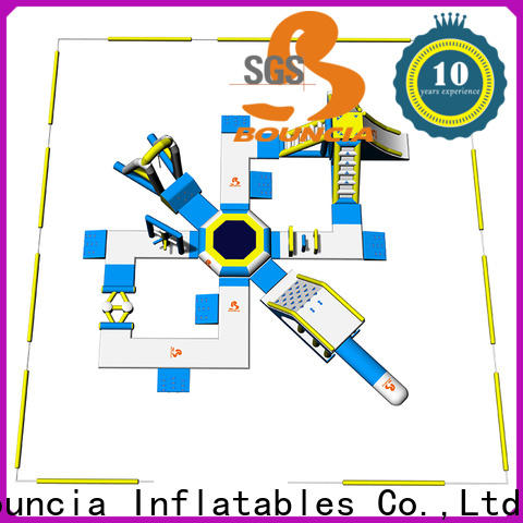 Bouncia commercial water park for sale for business for lake