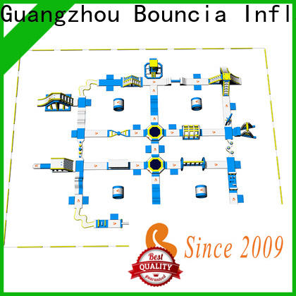 Bouncia big backyard inflatable slides for business for outdoors