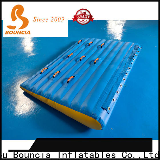 Bouncia durable giant water inflatables factory for pool
