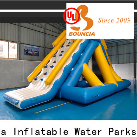 Bouncia durable children's inflatable water park from China for outdoors