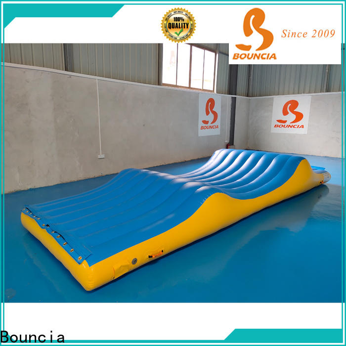 Bouncia colum inflatable waterparks company for kids