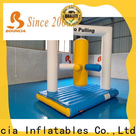 Bouncia Custom giant inflatable water slide company for adults
