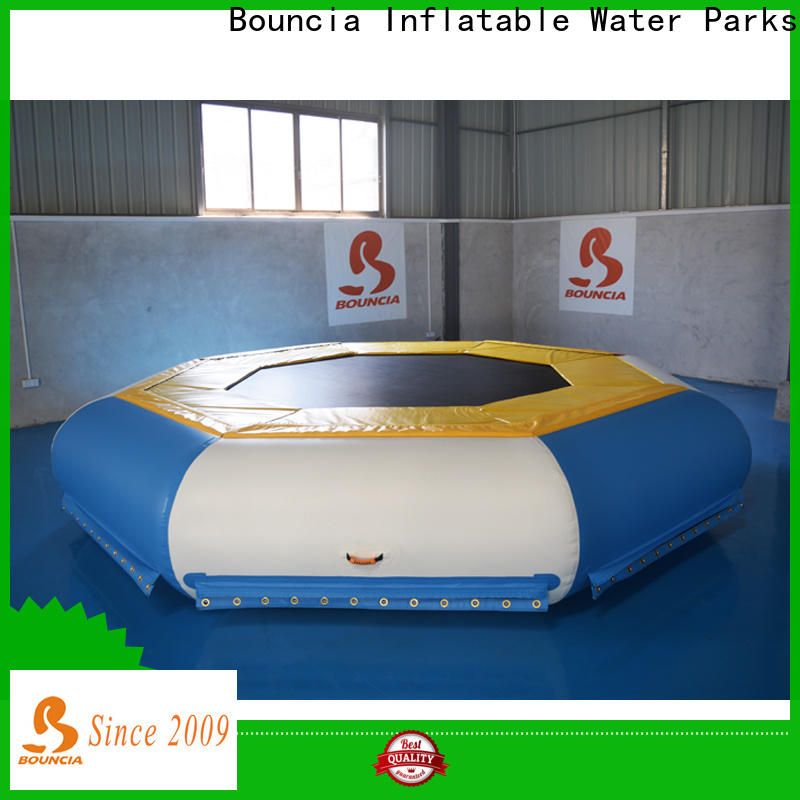 Bouncia awesome inflatable amusement park from China for pool