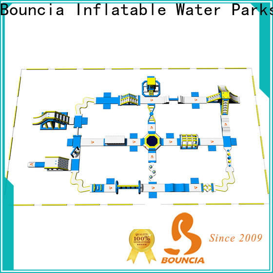 Custom inflatable water park china splash for business for adults