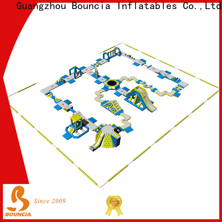 Bouncia equipment inflatable water amusement park factory price for kids
