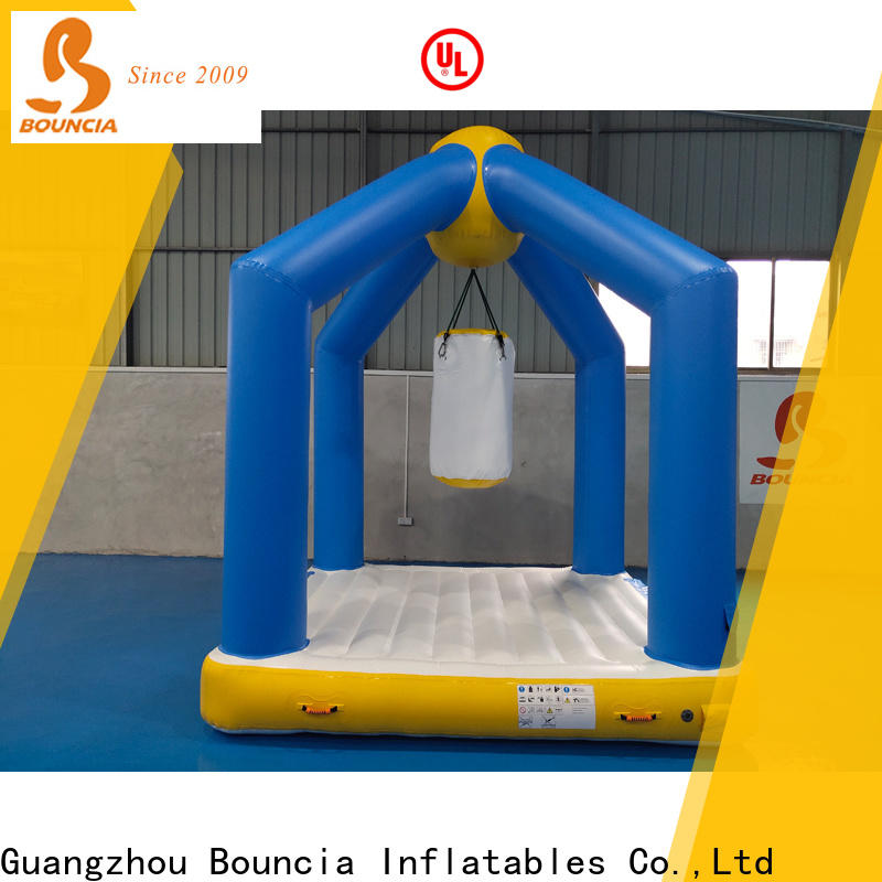 durable inflatable water playground course from China for adults