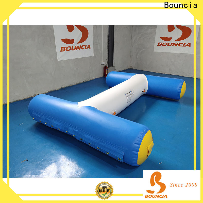 Bouncia awesome big inflatable water slides factory for pool