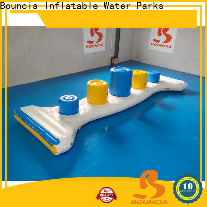 Bouncia guard tower giant water inflatables from China for adults