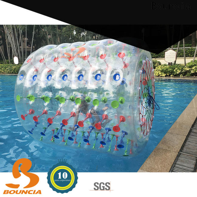 Bouncia beam commercial inflatable water park from China for pool