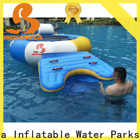 Wholesale inflatable water park factory pvc manufacturer for pool