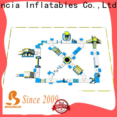 Bouncia water pool slides for inground pools cheap Suppliers for kids