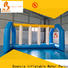 Bouncia slide water park equipment for sale factory for outdoors