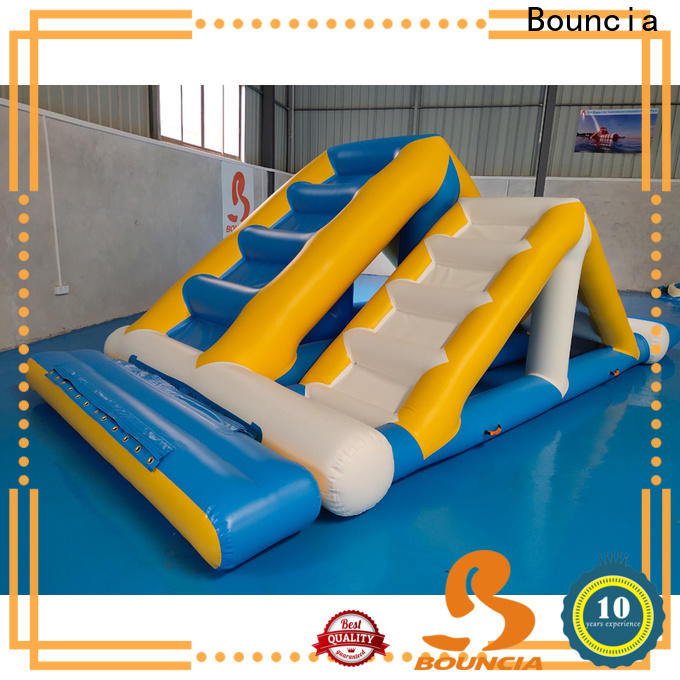 Bouncia Wholesale inflatable pool park manufacturer for outdoors
