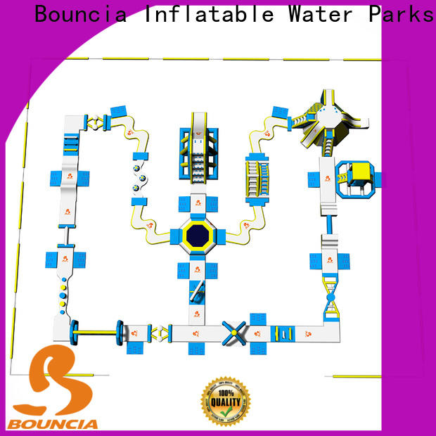 Bouncia tuv home water slides for sale factory price for outdoors