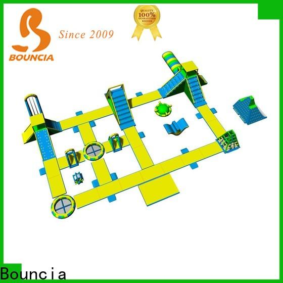 Bouncia tuv portable inflatable water slides for kids