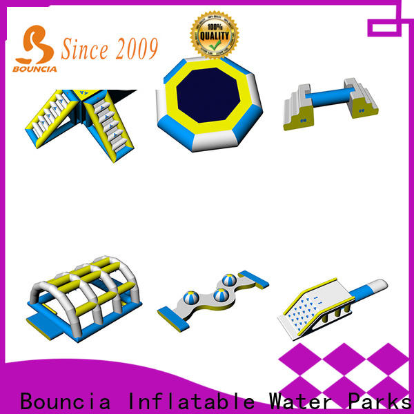 Bouncia New inflatable pool park personalized for adults