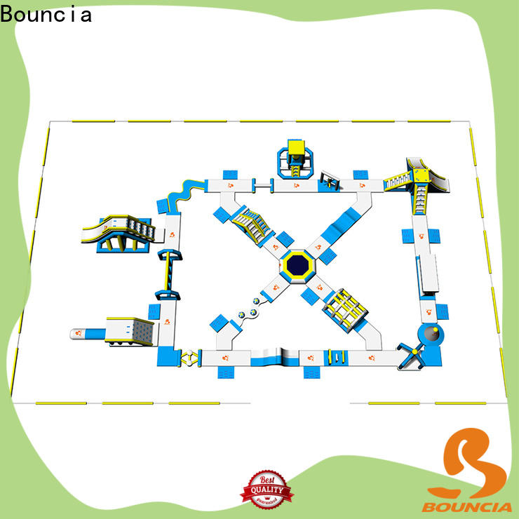 Bouncia water inflatable manufacturers Supply for kids