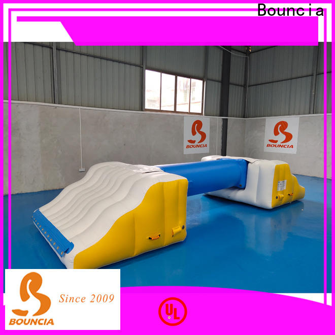 Bouncia bouncia giant water inflatables company for outdoors