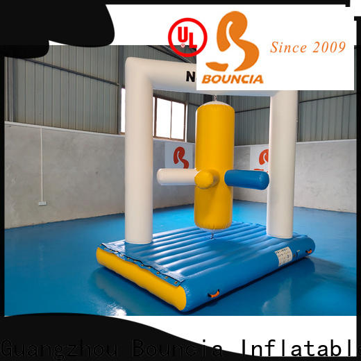 awesome inflatable water playground trampoline from China for pool