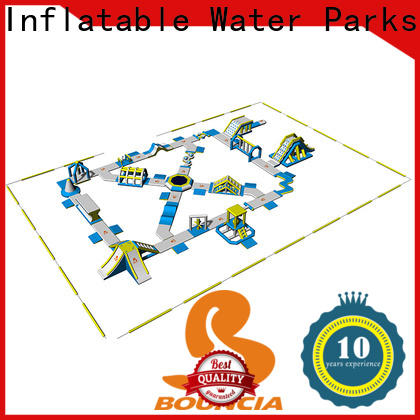 Top inflatable floating water park for sale 100 people Suppliers for kids