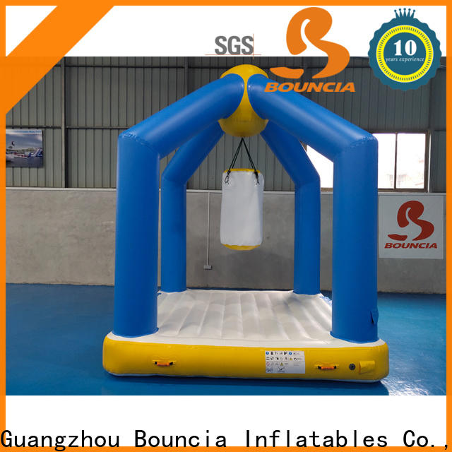 durable inflatable water playground course Suppliers for pool