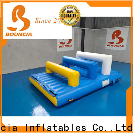 Bouncia water inflatables Suppliers for outdoors