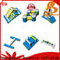 Bouncia floating inflatable water products factory price for outdoors