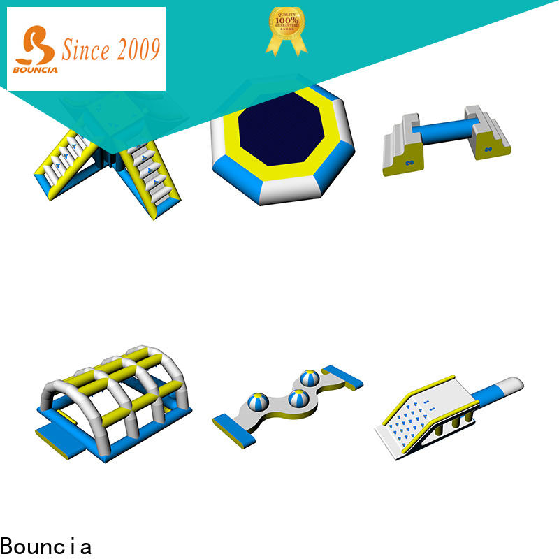 High-quality floating water park for sale splash Suppliers for outdoors