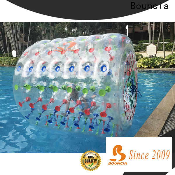 Bouncia tarpaulin inflatable park for adults manufacturer for kids