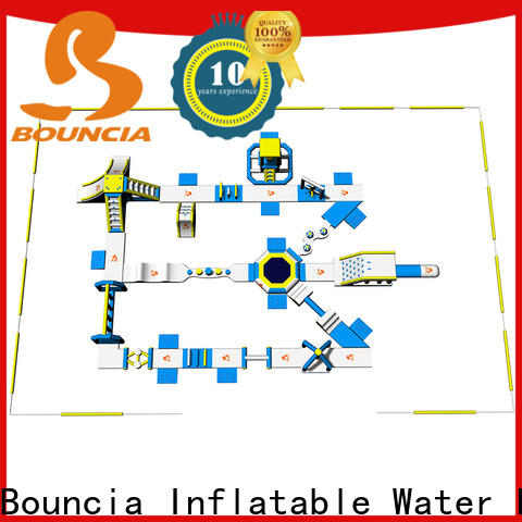 Bouncia durable small inflatable water slides for sale wholesale for adults