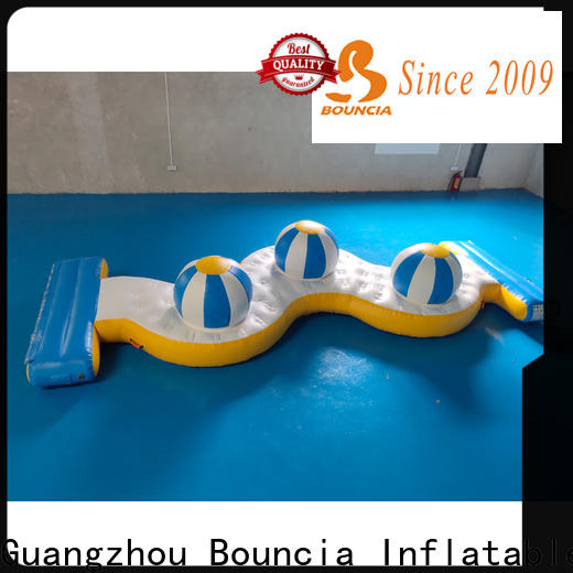 durable inflatable water park for adults trampoline for adults