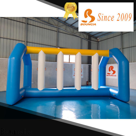 Bouncia typhon water games park manufacturers for outdoors