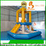 Bouncia floating inflatable water slides customized for adults