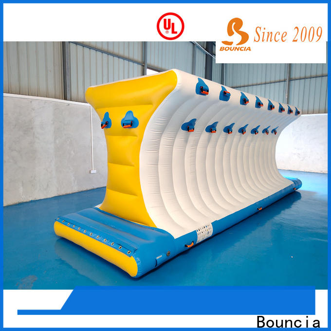 Bouncia toys inflatable water products customized for pool