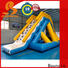 Bouncia jumping platform blow up floats Suppliers for pool