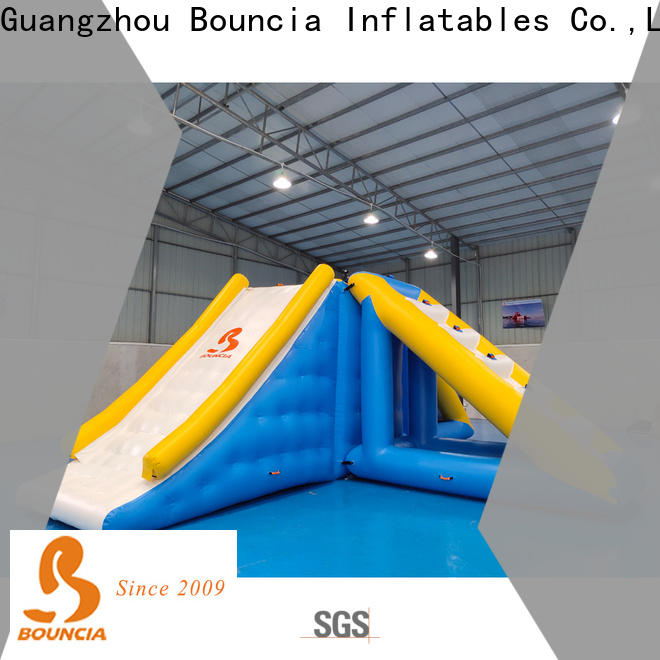 Bouncia awesome water park games Supply for kids