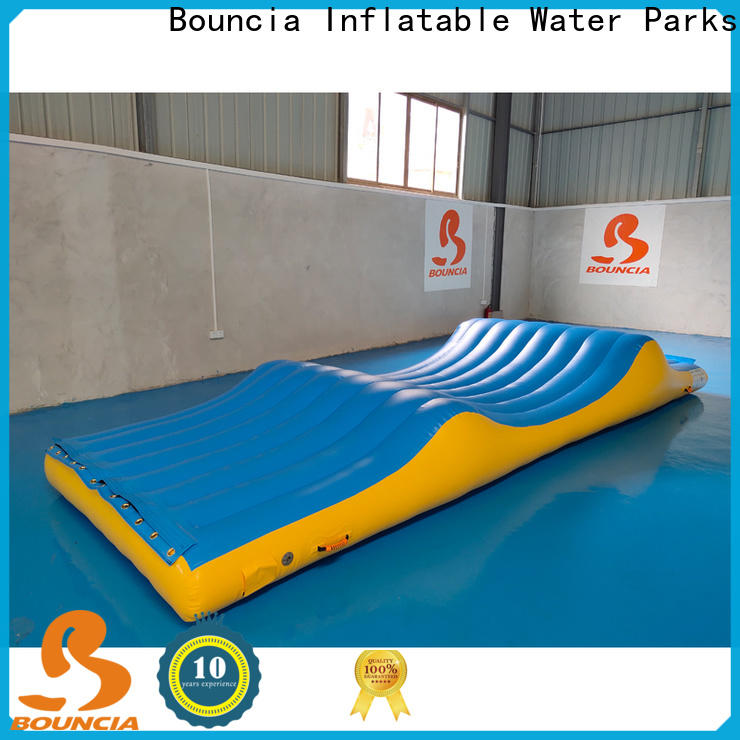 Bouncia durable inflatable waterparks for business for pool