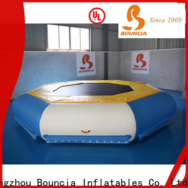 stable inflatable water slide for pool jump from China for adults