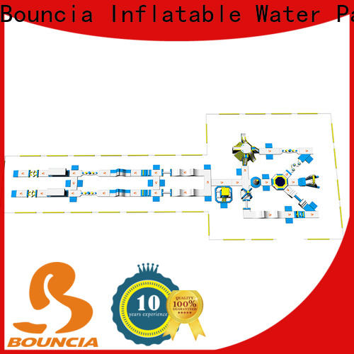 Bouncia arrival giant bouncy slip and slide from China for kids