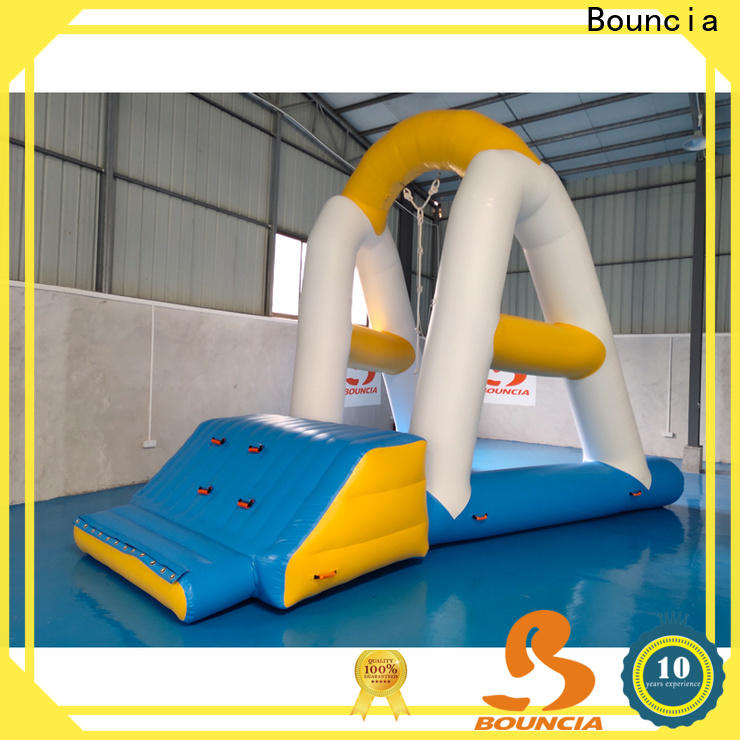 Bouncia slide inflatable water park for adults from China for pool