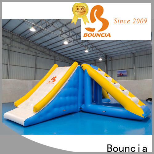 Bouncia mini games inflatable slip n slide company for outdoors