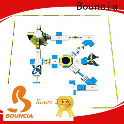 Bouncia bouncia new inflatable water park wholesale for outdoors