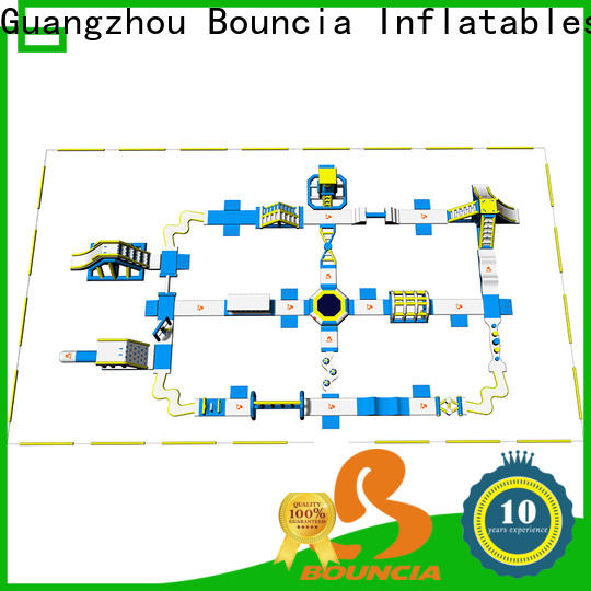 Bouncia stable inflatable backyard water park Suppliers for outdoors